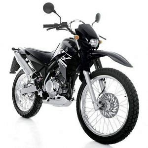 Yamaha XT125R (2005-08)