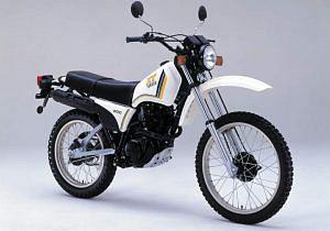 Yamaha XT200 (1980-83)