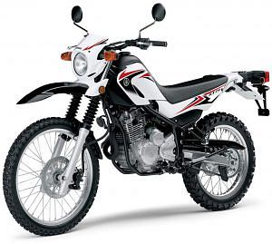 Yamaha XT 250 (2010-11)