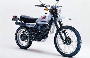 Yamaha XT250 (1979-80)