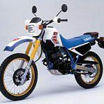 Yamaha XT 250T (1984-87)