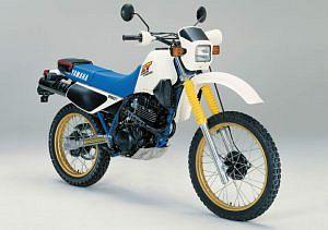 Yamaha XT250T (1983)