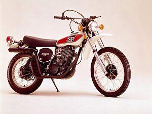 Yamaha XT500 (1976)