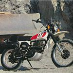 Yamaha XT500 (1978)