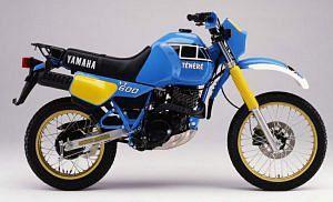 Yamaha XT 600 Teneré (1983-84)