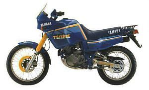 Yamaha XT600Z Tenere (1989)