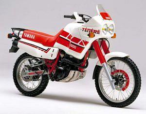 Yamaha XT600Z Tenere (1990)