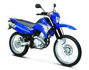 Yamaha XT 250 (2006-08)
