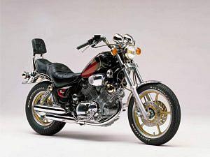 Yamaha XV1100 Virago (1986-88)