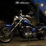Yamaha Star Raider S (2008-09)