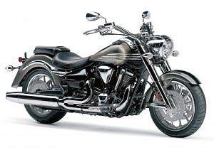 Yamaha XV 1900 Midnight (2006)