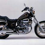 Yamaha XV750 Virago (1986-91)