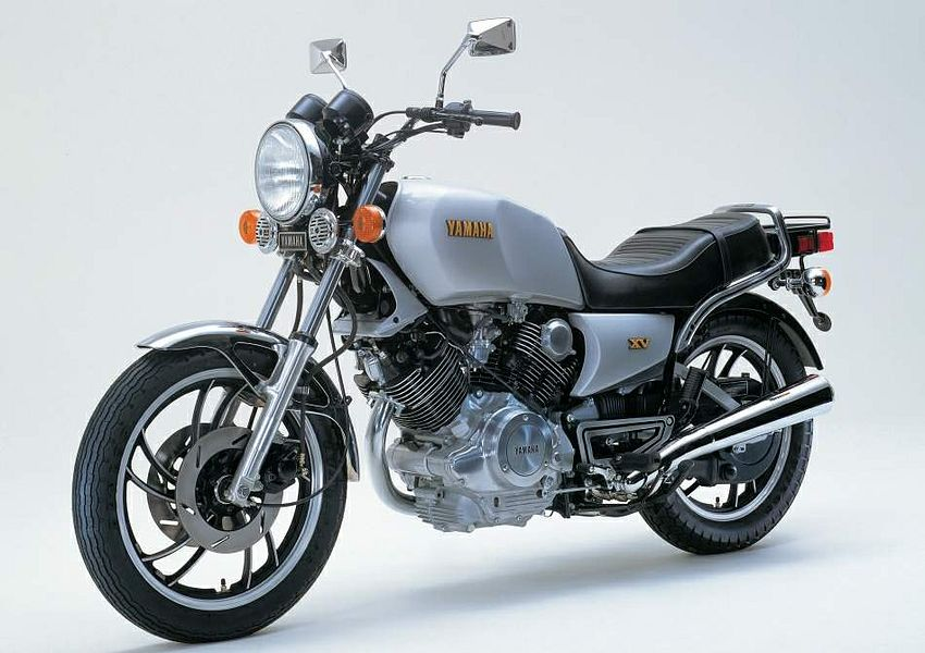 Yamaha XV750 Virago (1981-82) - MotorcycleSpecifications com
