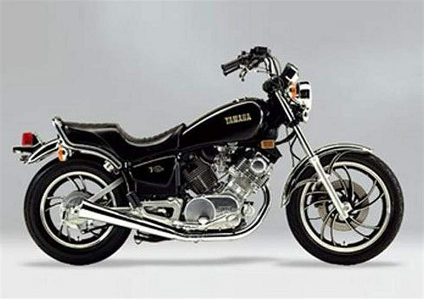 Yamaha XV500 Virago (1983-86)