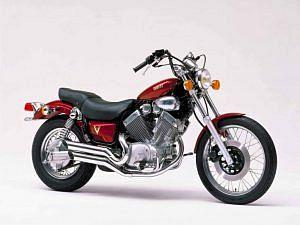 Yamaha XV535 Virago (1987-88)