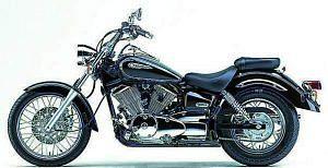 Yamaha XVS250 Dragstar (2000-01)