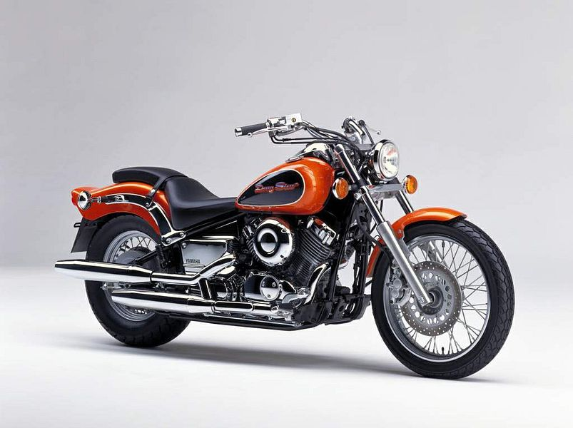 Yamaha XVS650 Drag Star (1997-99) - MotorcycleSpecifications com