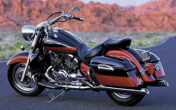 Yamaha XVZ 1300 Royal Star Tour Deluxe (2006)
