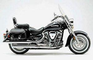 Yamaha XVZ1600 Road Star Silverado (1999-05)