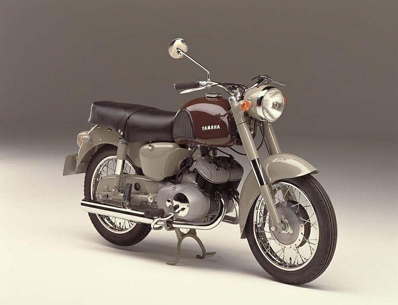 Yamaha YD1 250 (1957)
