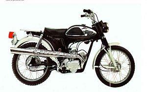 Yamaha YR2 (1968)