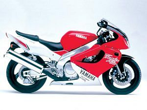 Yamaha YZF100R Thunderace (1996)