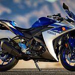 Yamaha YZF-R3 (2015-16)