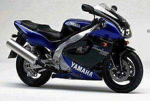 Yamaha YZF 1000R Thunder ace (2000)