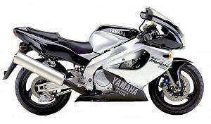 Yamaha YZF 1000R Thunder ace (2003)