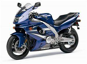 Yamaha YZF 600R Thunder cat (2003-05)