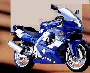 Yamaha YZF 600 R Thunder cat (1997)