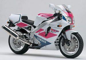 Yamaha YZF750SP (1994)