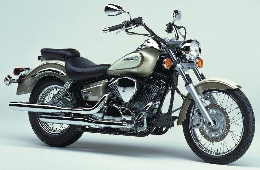 Yamaha XVS250 Dragstar (2002-03)