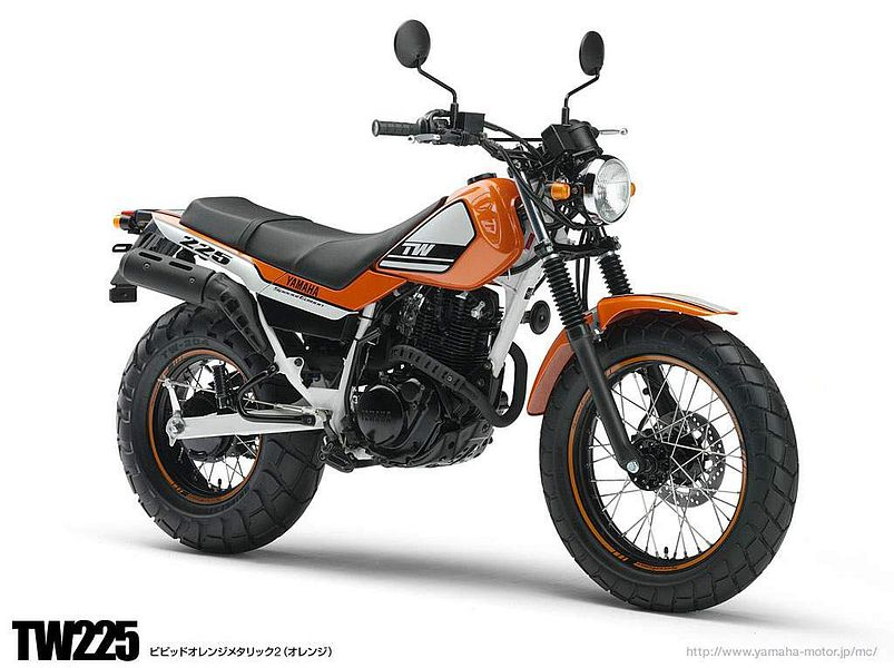 Yamaha TW 200 (2007)