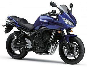 Yamaha FZ6 S2 Fazer (2007)