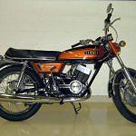 Yamaha R5 350 (1972)