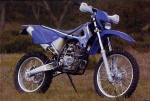 AJP PR4 125 Enduro (2001-02)