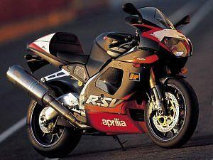 Aprilia RSV 1000 Mille R (2001)