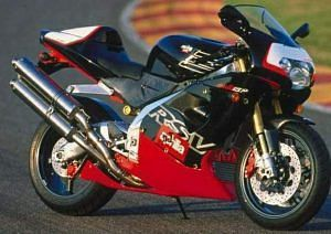 Aprilia RSV 1000 Mille SP (2000)