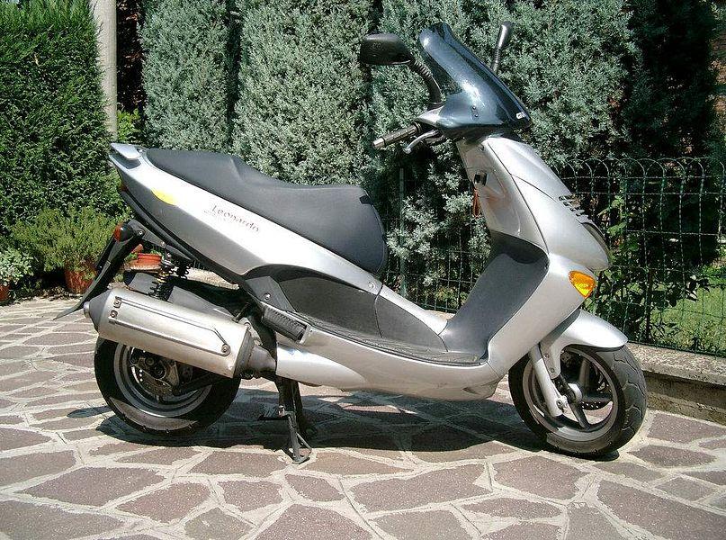 Aprilia Leonardo 150 (2003)