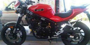 ATK 605 (1996-97) - MotorcycleSpecifications com