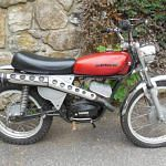Benelli 125 Panther (1974)