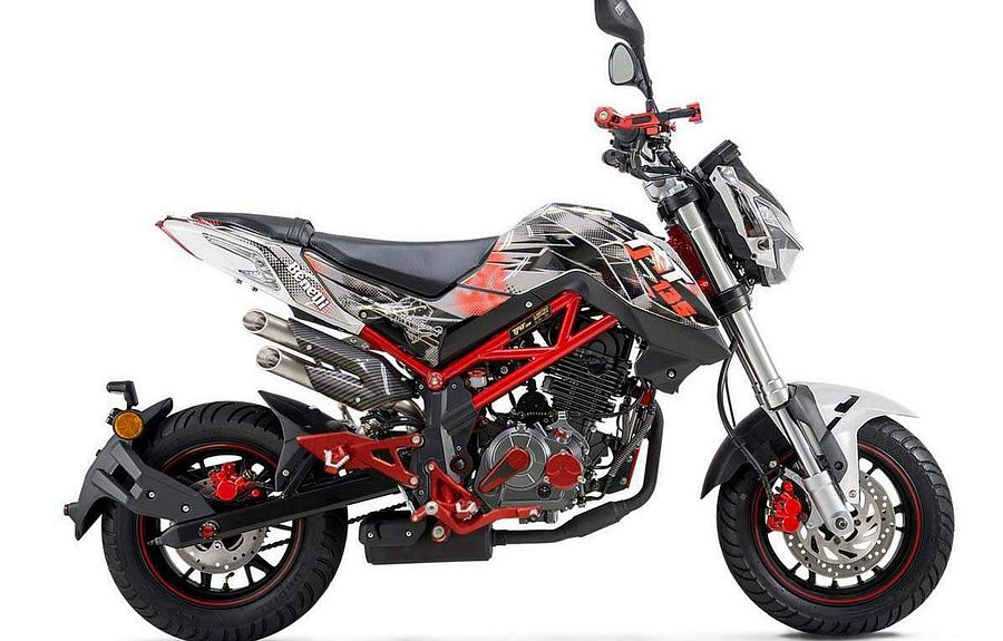 Benelli TNT 135 Limited Edition (2018)