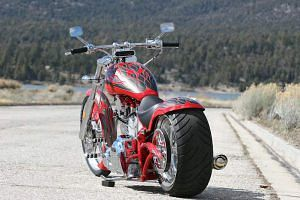 Big Bear Choppers Venom ProStreet (2015)