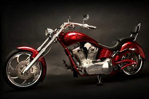 Big Bear Choppers VenomTwo up (2015)