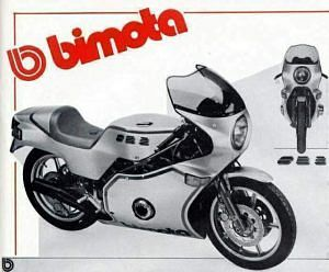Bimota SB3 (1979-82)