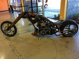 BMS Choppers Roadliner S (2013)