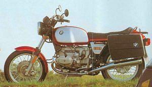 BMW R100T (1978)