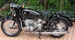BMW R60/2 (1960-65)
