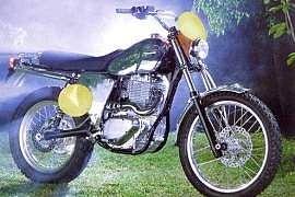 Motorcycle Specs (1999)